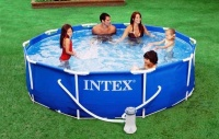 Бассейн каркасный 366х76см, INTEX 28210NP
